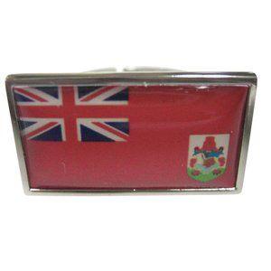 Bermuda Flag Fashion Ring